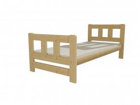Jednolůžková postel VMK010F