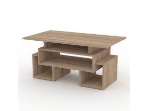 Konferenční stolek TANDEM ABS