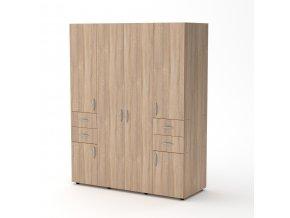 Šatní skříň-20