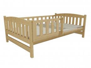 Dětská postel DP 002 XL