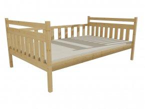 Dětská postel DP 003 XL