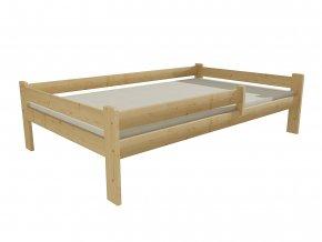 Dětská postel DP 012 XL