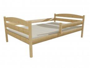 Dětská postel DP 017 XL