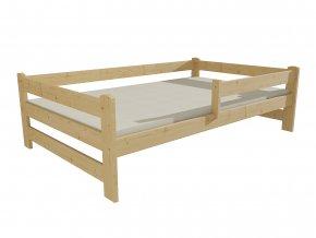 Dětská postel DP 019 XL