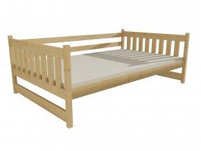 Dětská postel DP 024 XL