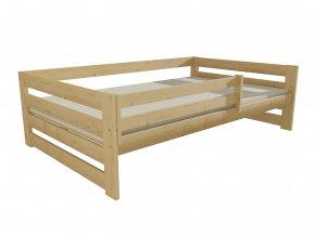Dětská postel DP 025 XL