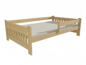 Dětská postel DP 022 XL