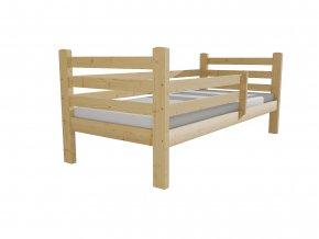 Dětská postel M 001 NEW*