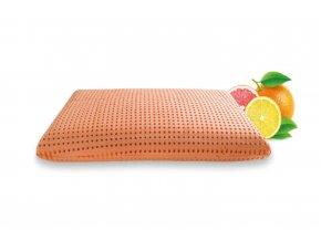 polštář pamětová pěna essence citrus