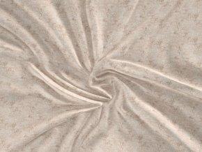 saténové prostěradlo mramor šedý