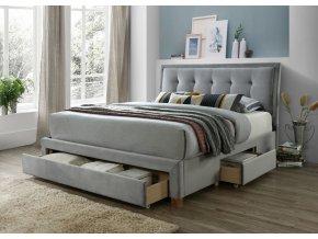 čalouněná postel Věra
