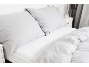povlak na polštář bavlna bílá