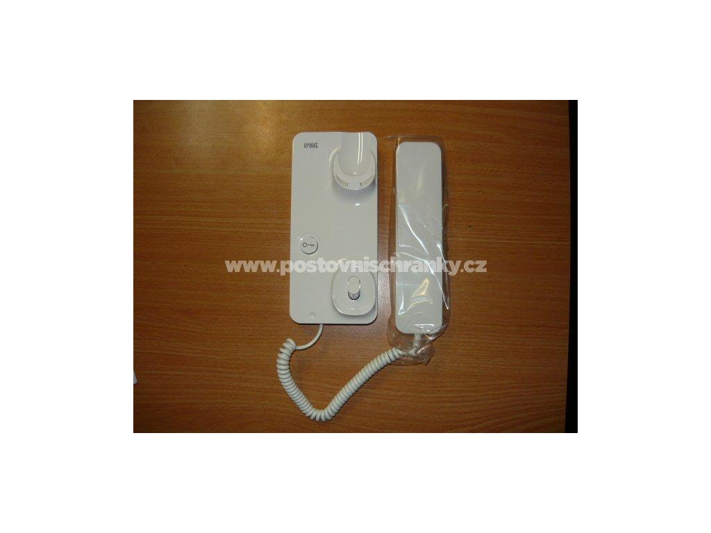 DOMOVNÍ TELEFON URMET 1150-bílý