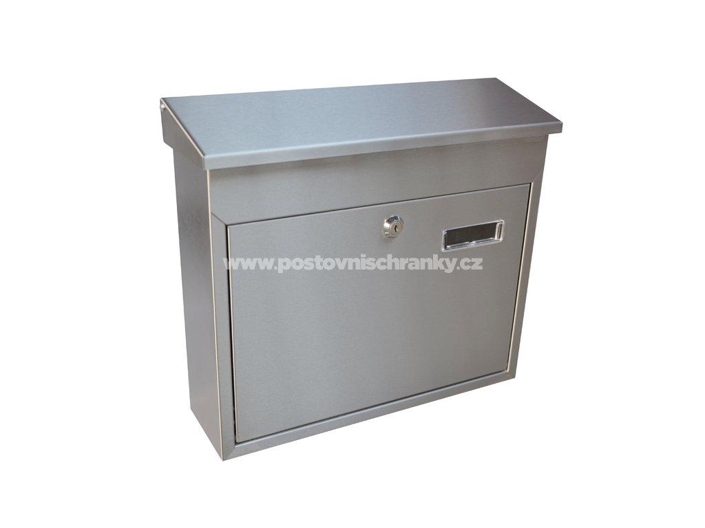 Poštovní schránka RD-7 - NEREZ