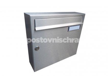 A01 CELONEREZOVÁ - 370 x 330 x 100 (nástěnný model - celonerezová)