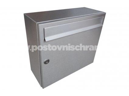 A015 CELONEREZOVÁ - 370 x 330 x 150 (nástěnný model - celonerezová - velkoobjemová)
