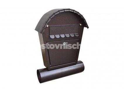 Poštovní schránka RD-2T