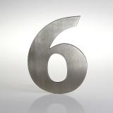 ČÍSLO NEREZ VELIKOST 120 MM (FRANCE STYL) CÍSLO: číslo 6