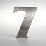 ČÍSLO NEREZ VELIKOST 120 MM (FRANCE STYL) CÍSLO: číslo 7
