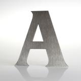 ČÍSLO NEREZ VELIKOST 120 MM (FRANCE STYL) CÍSLO: písmena a-A-b-B-c-C-d-D-e-E