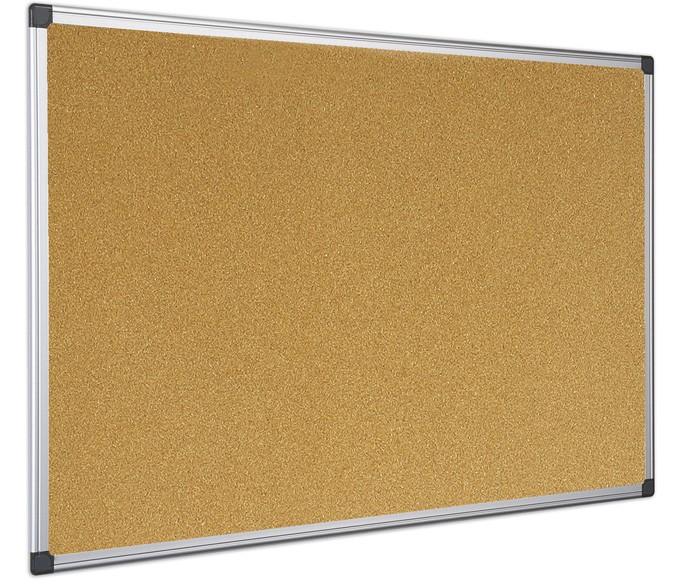 KORKOVÉ NÁSTĚNKY - Al rám Velikost nástěnky: 900 x 600 ( š x v )