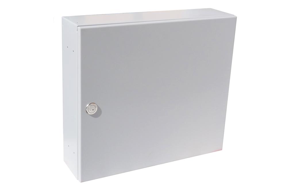 poštovní schránka A050 RAL - KOMPLET (sestava : schránka + čelo) RAL odstín(barva): RAL 9016 (bílá)