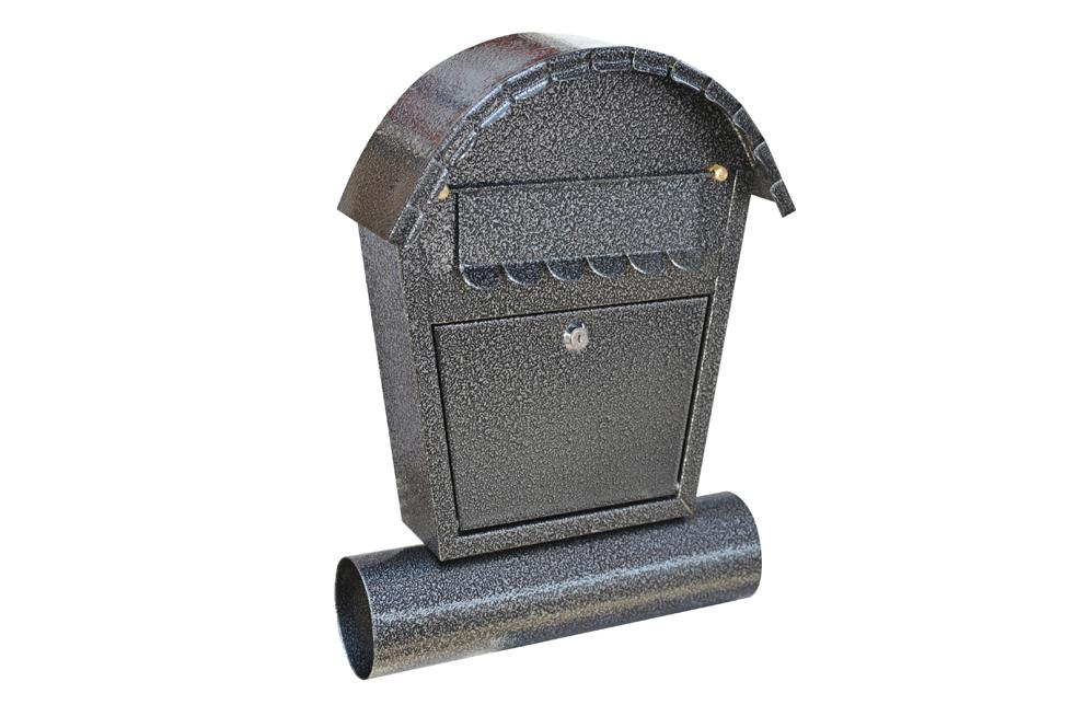 Poštovní schránka RD-2T Barva: stříbrný antik