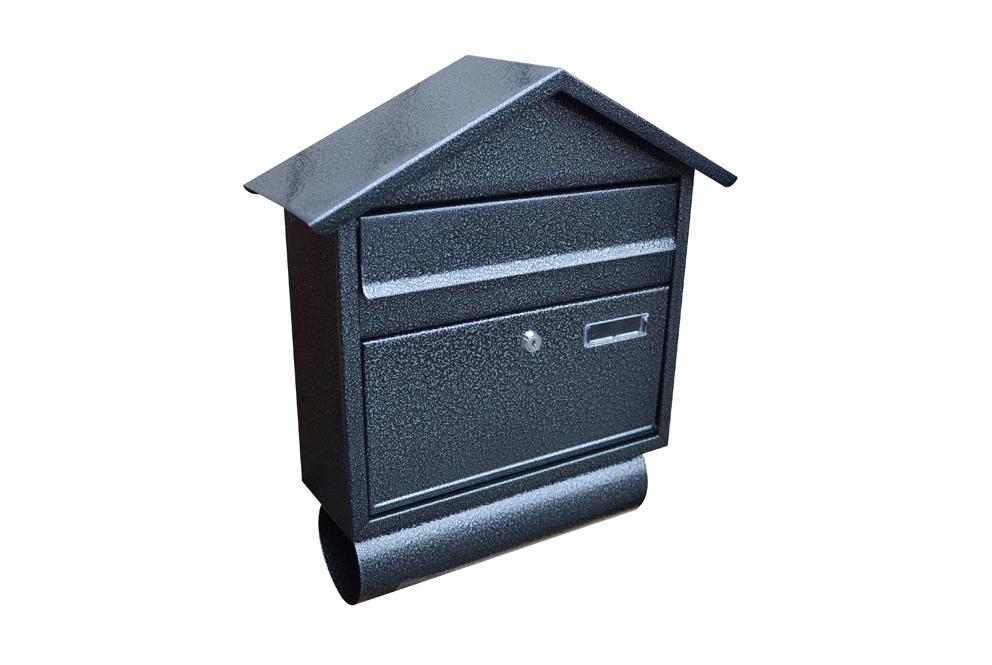 Poštovní schránka RD-3T Barva: stříbrný antik