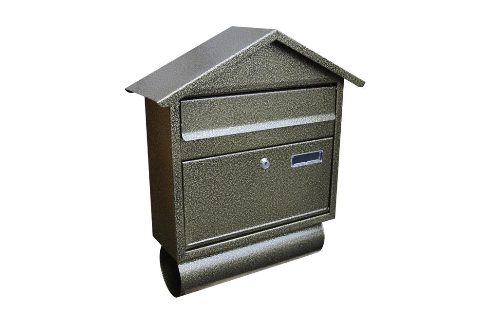 Poštovní schránka RD-3T Barva: zlatý antik