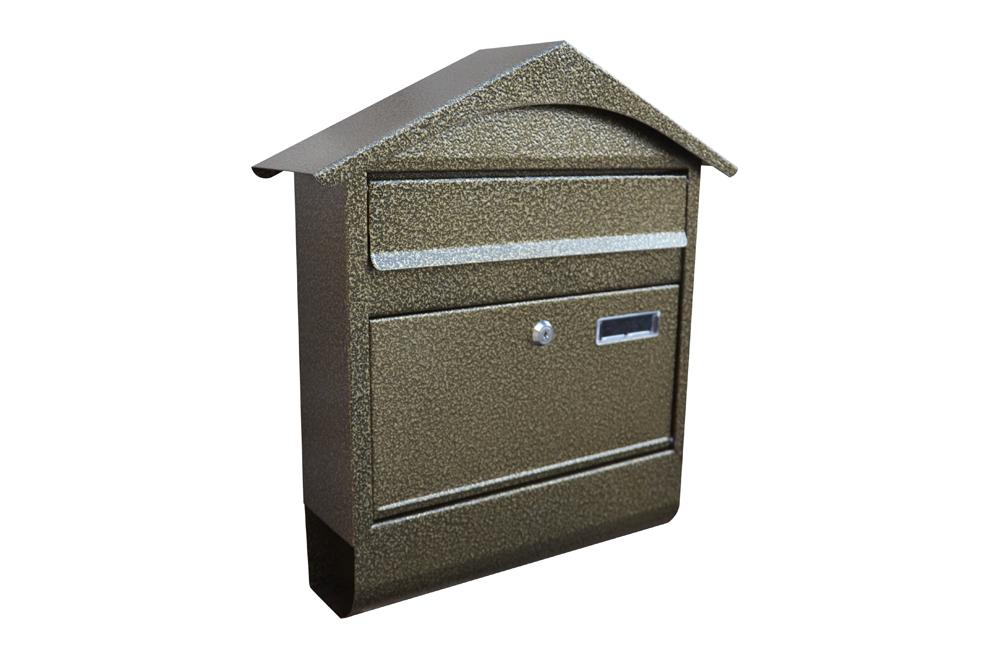 Poštovní schránka RD-4T Barva: zlatý antik