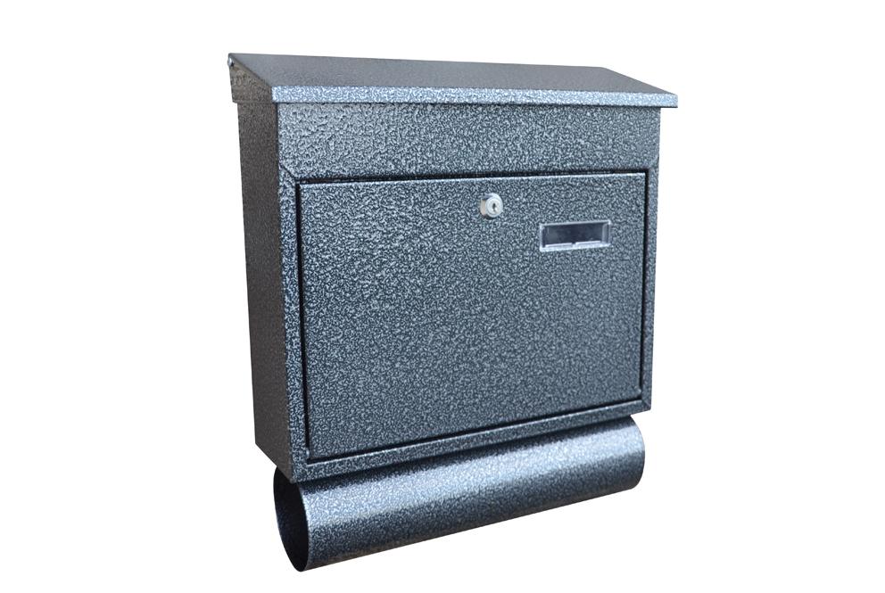 Poštovní schránka RD-5T Barva: stříbrný antik