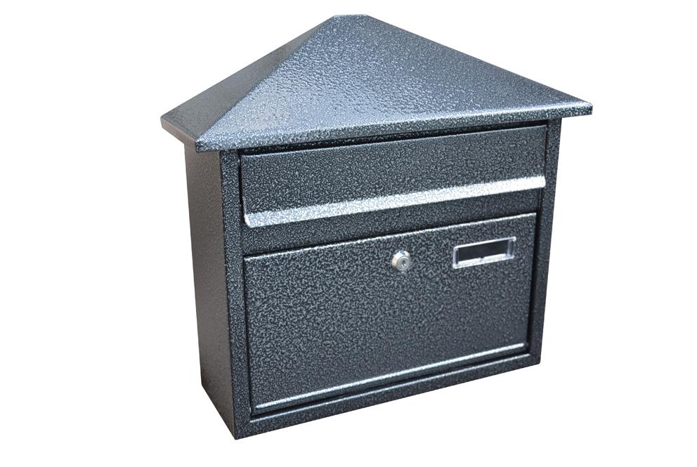 Poštovní schránka RD-8 Barva: stříbrný antik
