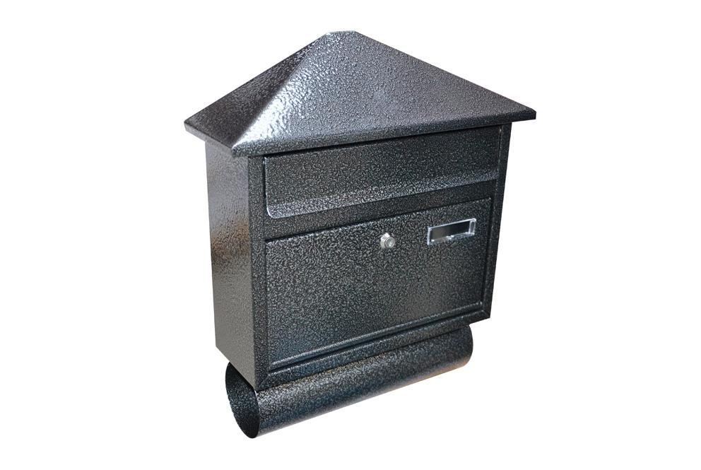 Poštovní schránka RD-8T Barva: stříbrný antik