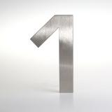 ČÍSLO NEREZ VELIKOST 120 MM (EUROMODE STYL) CÍSLO: číslo 1
