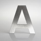 ČÍSLO NEREZ VELIKOST 120 MM (EUROMODE STYL) CÍSLO: písmena a-A-b-B-c-C-d-D-e-E