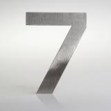 ČÍSLO NEREZ VELIKOST 120 MM (EUROMODE STYL) CÍSLO: číslo 7