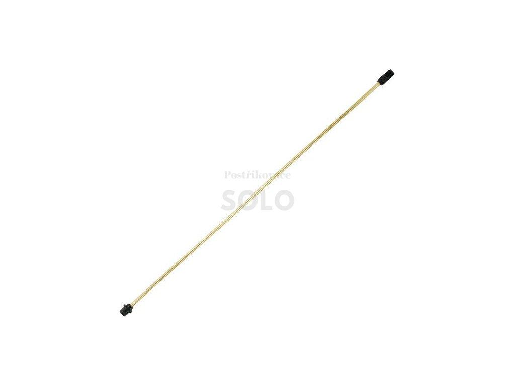 Postřiková Solo trubice 75 cm (prodloužení), mosaz