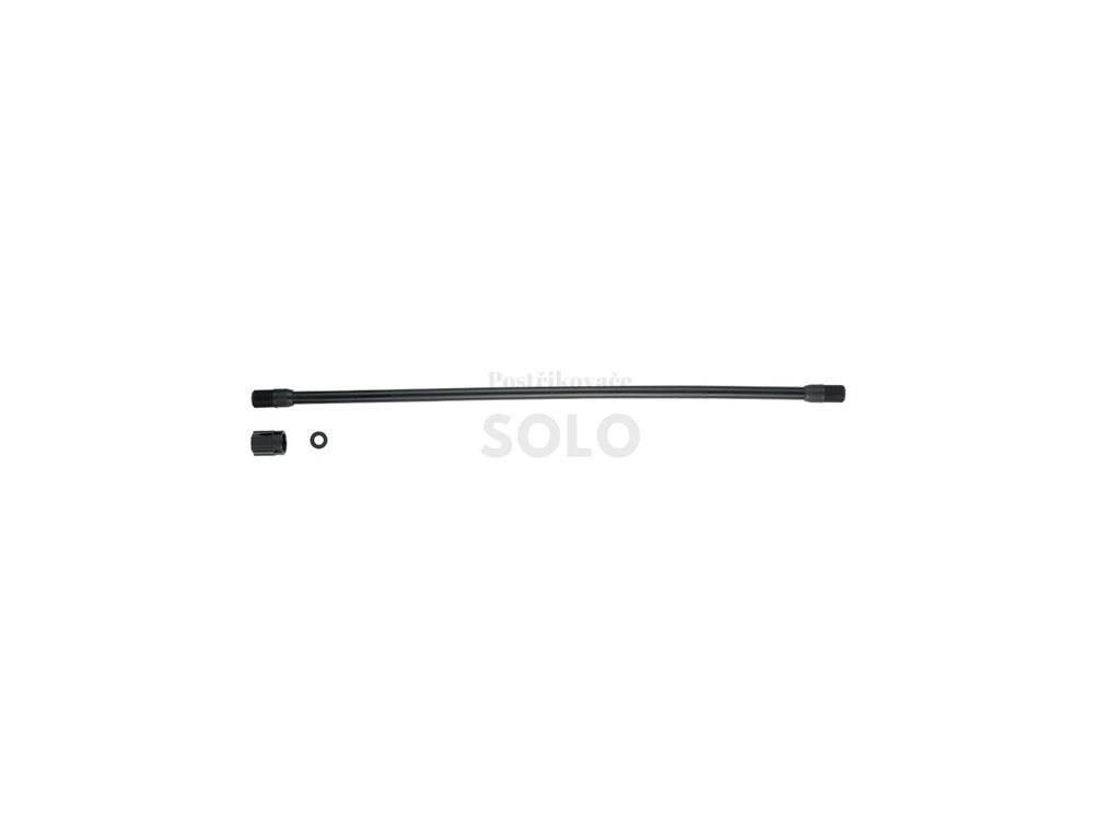 Solo Prodlužovací postřiková trubice, 50 cm, PVC