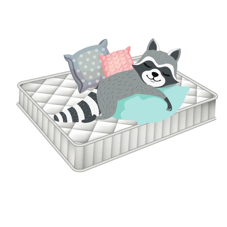 Jak vybrat vhodnou dětskou matraci?