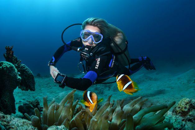 Potápěčské kurzy červen 2021
