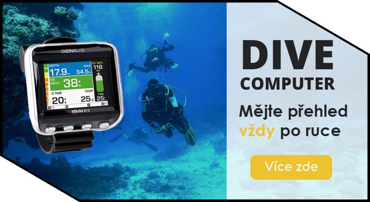 Potápěčské počítače a technika