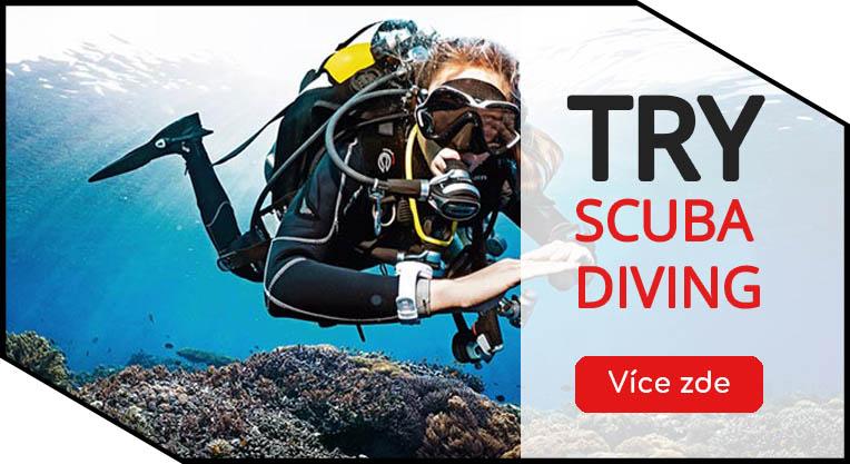 Zážitkový ponor Try Scuba