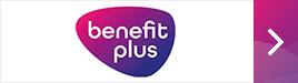 Program Benefit Plus. U nás je možné čerpat jeho výhody.Více info v prodejně.