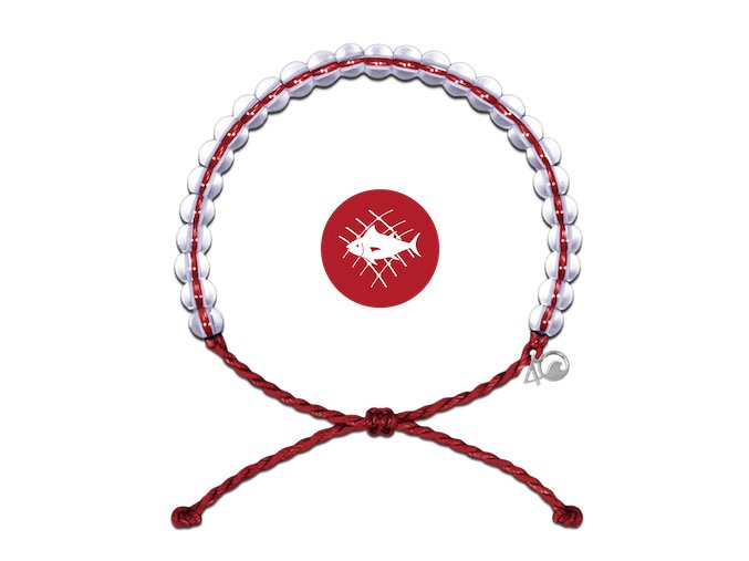 4ocean sustainable fishing bracelet