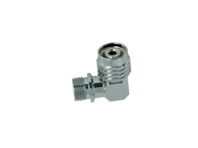 90 degree fixed swivel adaptor for II nd stage
