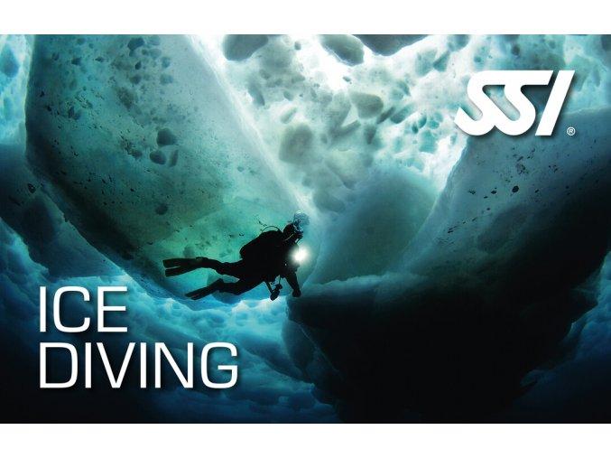 Presentation Ice Diving