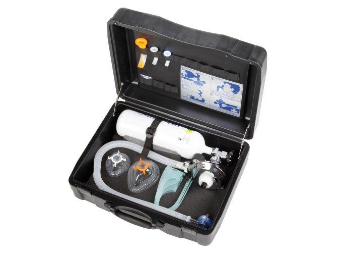 Kyslíkový resuscitační přístroj OXY comfort