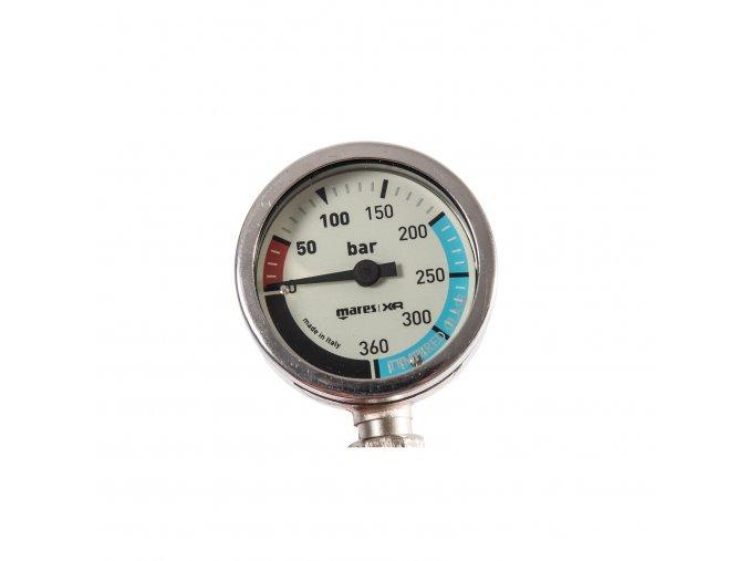 Manometr - tlakoměr SPG52 (360 Bar) - 15cm