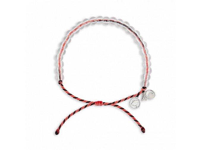 4ocean Manta Ray Beaded bracelet 1000x