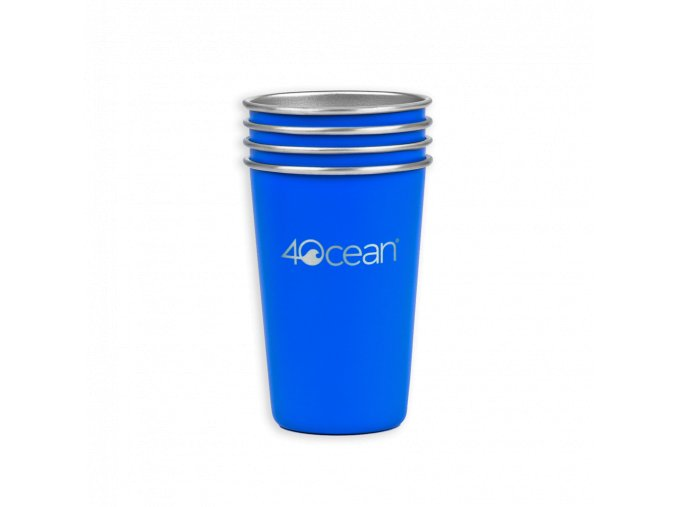 4ocean reusable stainless steel cups 1000x